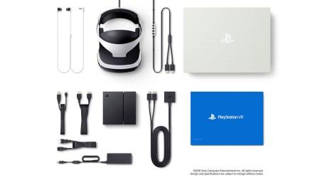 Очки виртуальной реальности PlayStation VR появятся в продаже 13 октября