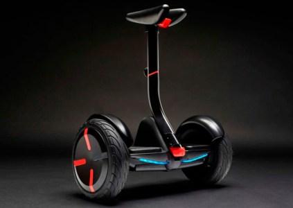 Segway анонсировала новый скутер MiniPro, управлять которым можно при помощи смартфона