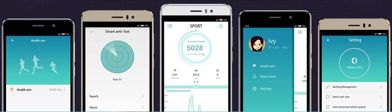 Анонсирован фитнес-трекер Cubot V1 Smart Band с OLED дисплеем и заявленным сроком автономной работы 30 дней