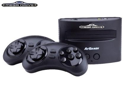 Sega вслед за Nintendo выпускает ретро-консоль Mega Drive с 80 встроенными играми