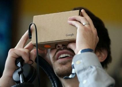 Google работает над шлемом, совмещающим дополненную и виртуальную реальности