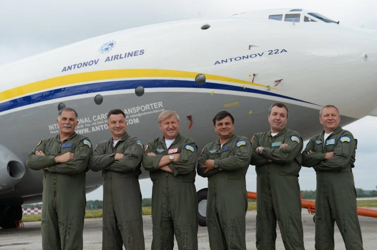 После 7-летнего перерыва восстановленный транспортный самолёт Ан-22 «Антей» совершил первый коммерческий полёт