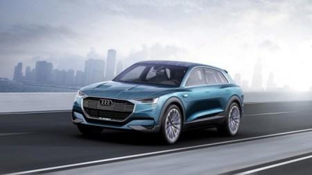 Audi берет курс на автономное вождение и электромобили. Обещает три электрические модели к 2020 году и 25-30% в общей структуре продаж – к 2025 году