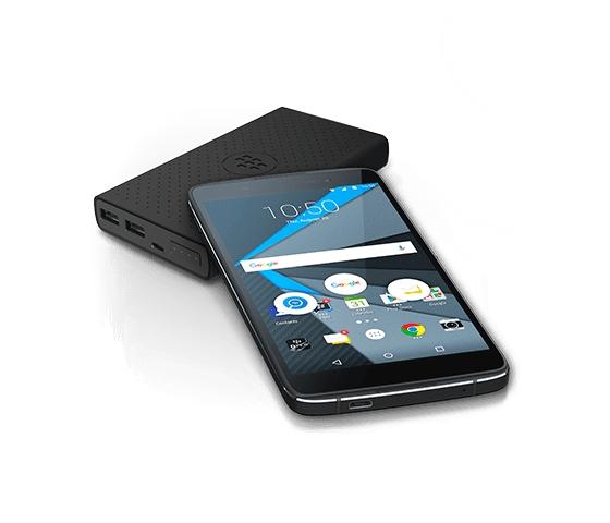 BlackBerry анонсировала второй Android-смартфон BlackBerry DTEK50 с повышенным уровнем безопасности