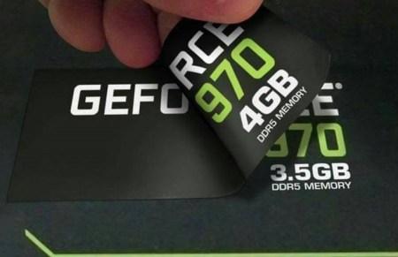 В США всем владельцам Nvidia GTX 970 вернут $30 за то, что в видеокарте 3,5 ГБ, а не 4 ГБ памяти