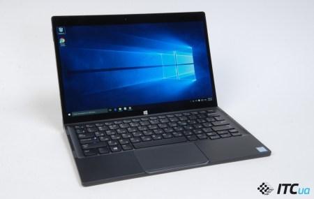 Обзор планшета с клавиатурой Dell XPS 12 9250