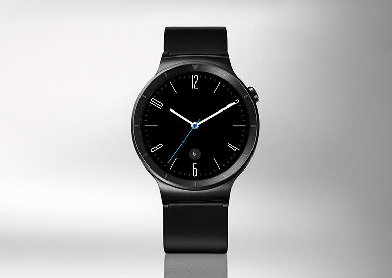 В Украине начинаются продажи умных часов Huawei Watch по цене 9999 грн