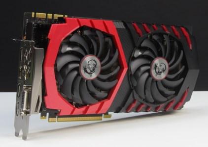 Обзор видеокарты MSI GeForce GTX 1080 Gaming X 8G