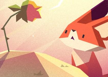 The Little Fox: в поисках Маленького принца