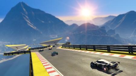 Новый режим GTA Online: Cunning Stunts / «Хитрые трюки» стартует 12 июля [трейлер]