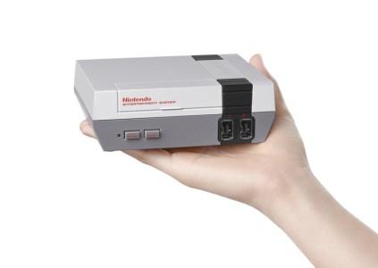 Nintendo представила NES Classic Edition — перезапуск игровой консоли NES с 30 встроенными играми за $59