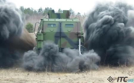 Made in Ukraine: Как делают бронеавтомобили