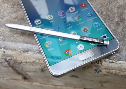 Samsung, вероятно, тестирует Galaxy Note 7 с 6-дюймовым дисплеем