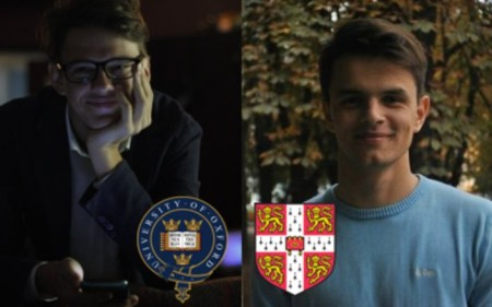 Украинские студенты с помощью Indiegogo и Facebook собирают деньги на учебу в Оксфорде и Кембридже