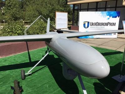 «Укроборонпром» представил СНБО новейшие беспилотные разработки: авиационный комплекс «Горлица» и минибронетранспортер «Фантом»
