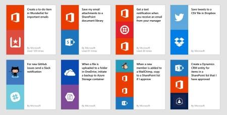 Microsoft выпускает Flow, конкурента IFTTT для Android