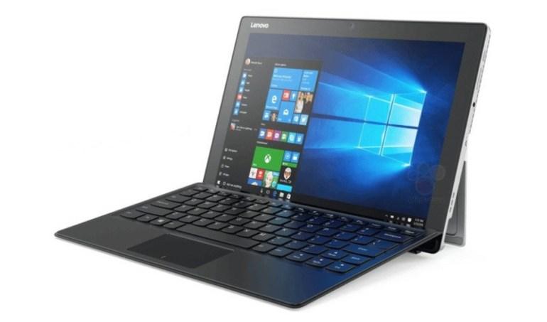 Lenovo выпустила гибридной устройство MIIX 510 с Windows 10