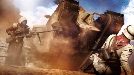 Бета-тест Battlefield 1 доступен всем желающим