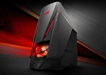 ASUS анонсировала игровой компьютер GT51CA с видеокартами серии NVIDIA GeForce GTX 10
