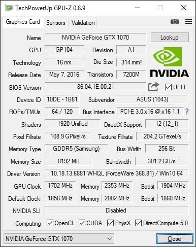 ASUS_ROG_GTX1070_STRIX_GAMING_GPU-Z_info-OC