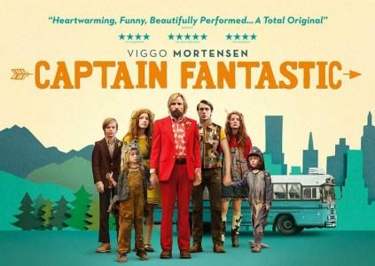Captain Fantastic / «Капитан Фантастик»