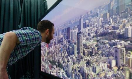 Японская компания NHK первой в мире начала телевещание в разрешении 8K (7680х4320 пикселей), хотя на рынке пока нет оборудования для приема сигнала в таком качестве