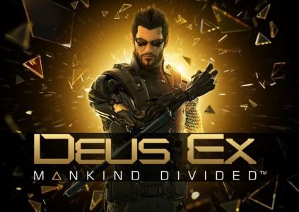 Deus Ex: Mankind Divided – без революций