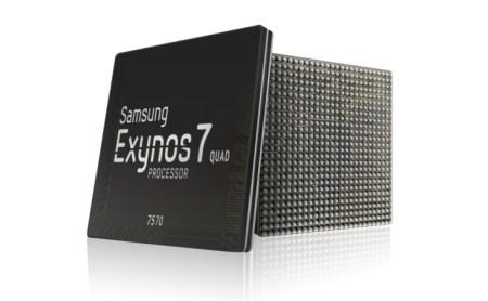 Samsung приступила к массовому производству 14-нанометровых SoC Exynos 7570 с полным набором встроенных средств беспроводной связи