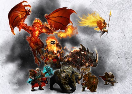 К игре Might and Magic: Heroes VII вышло дополнение Trial by Fire