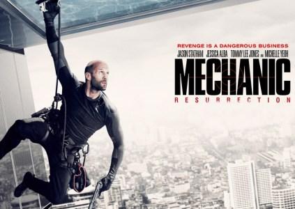 Mechanic: Resurrection / «Механик: Воскрешение»