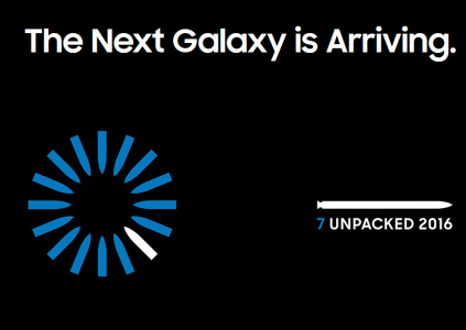 Прямая трансляция презентации смартфона Samsung Galaxy Note7 (18:00 по киевскому времени)