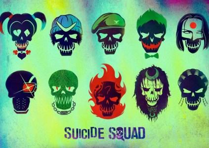Suicide Squad / «Отряд самоубийц»