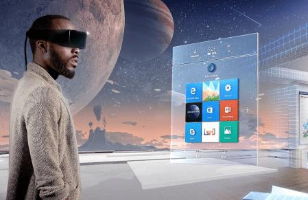Со следующего года все ПК с ОС Windows 10 будут поддерживать гарнитуру HoloLens и позволят запускать приложения Windows Holographic
