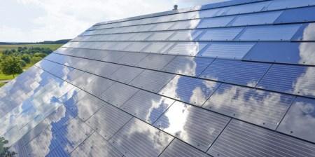 Илон Маск анонсировал «солнечные крыши», которыми Tesla/SolarCity намерена проложить себе дорогу на рынок кровельных материалов