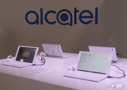 Первый взгляд на Shine lite и другие новинки Alcatel [IFA 2016]