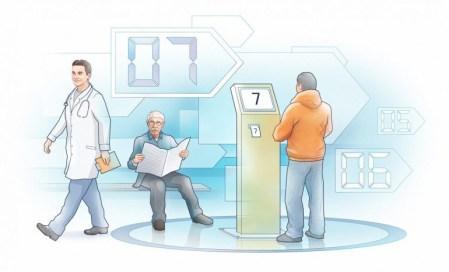 В Киеве заработала система «Поликлиника без очередей» для онлайн записи на приём к докторам