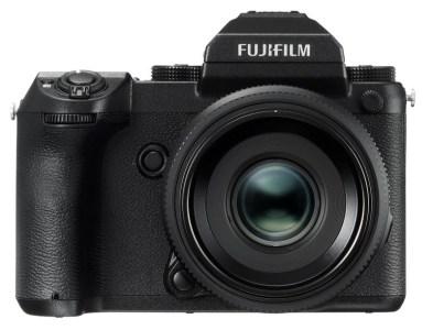 Представлена беззеркальная камера среднего формата Fujifilm GFX 50S разрешением 51,4 Мп