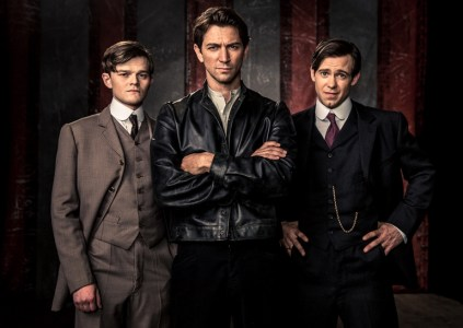 Harley and the Davidsons / «Харли и братья Дэвидсон»