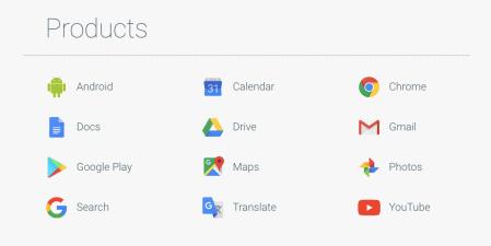 Google запустила агрегатор Keyword, в котором доступны все новости и новинки компании