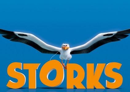 Storks / «Аисты»