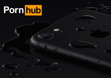 PornHub сообщил о 9,5% падении трафика с iOS-устройств во время презентации iPhone 7 [видео]