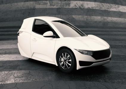 Канадская компания Electra Meccanica представила серийную версию трехколесного одноместного электромобиля Solo стоимостью $15,4 тыс