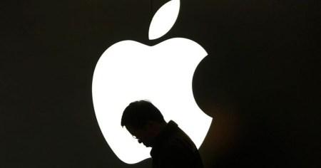 У Apple впервые за 15 лет упала годовая выручка