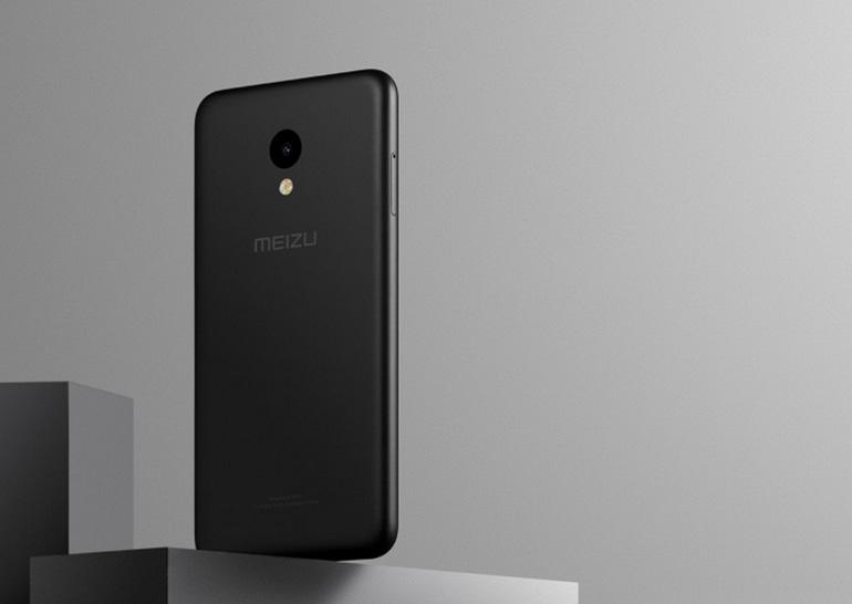 Смартфон Meizu M5 получил 5,2-дюймовый дисплей, улучшенный сканер отпечатков пальцев и цену $105