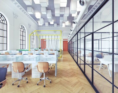 КГГА собирается открыть в центре Киева крупнейший в Украине центр инноваций iHub