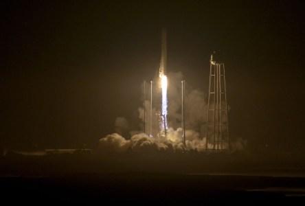 Ракета Antares с украинской первой ступенью успешно вывела на орбиту грузовик Cygnus с миссией снабжения МКС