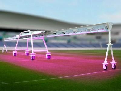 Sony создала LED лампы, ускоряющие рост травы в шесть раз