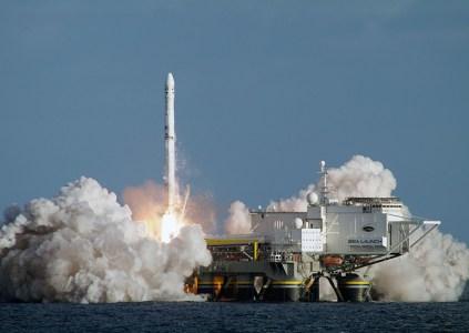 «Южмаш» снова займётся изготовлением ракет-носителей «Зенит-3SL» для «Морского старта»