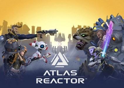 Atlas Reactor: пошаговая MOBA