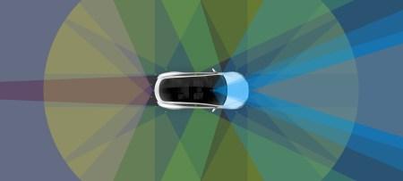Все новые автомобили Tesla будут оснащаться полностью автономным автопилотом [Обновлено: добавлено видео с демонстрацией возможностей нового автопилота]